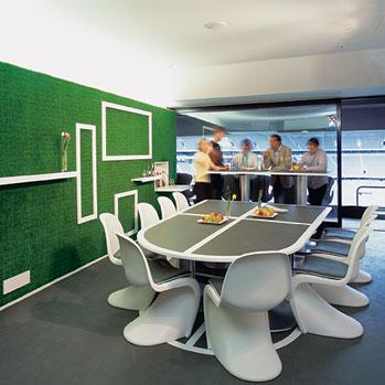 allianz arena loge godelmann b ro baumeister architektur medien kommunikation. Black Bedroom Furniture Sets. Home Design Ideas